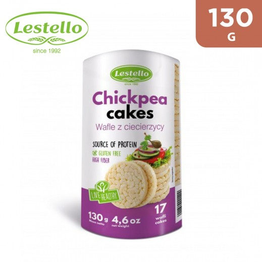 Lestello Gluten Free Chickpea Cakes 130 g