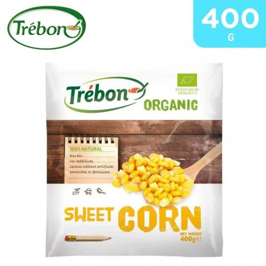 Trebon Frozen Organic Sweet Corn (400 g)