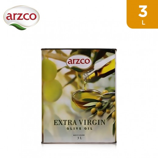 Arzco Extra Virgin Olive Oil 3 L