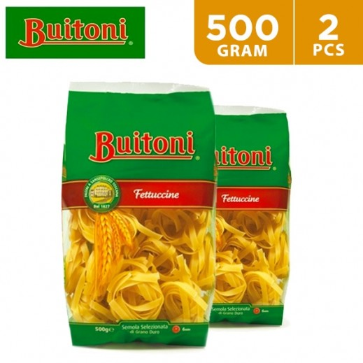 Buitoni Fettuccine No. 96 Pasta 2 x 500 g