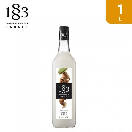 1883 Maison Routin Almond Syrup 1 L