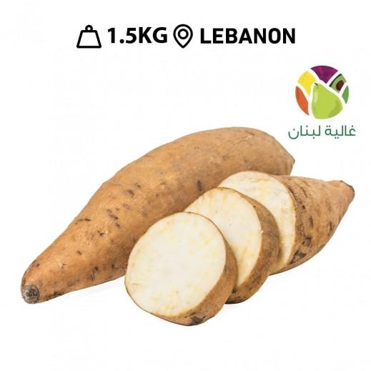 Ghalyat Lobnan Fresh Lebanese Sweet Potatoes (1.5 kg Approx.)