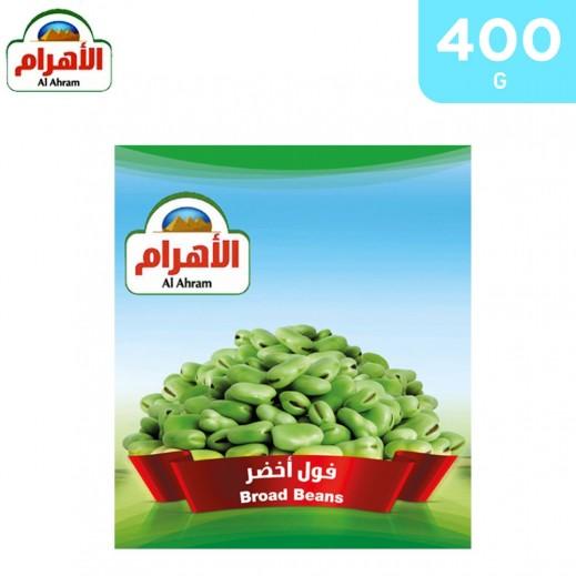 Al Ahram Frozen Broad Beans 400 g