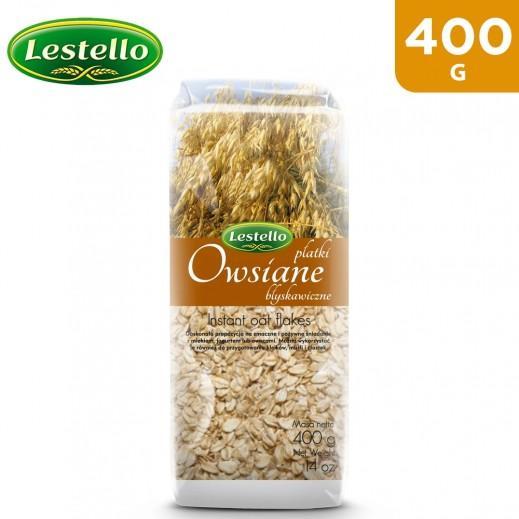 Lestello Owsiane Instant Oat Flakes 400 g