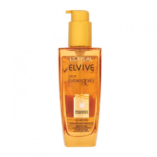 L'oreal Elvive Extraordinary Oil For All Hair Types 100 ml