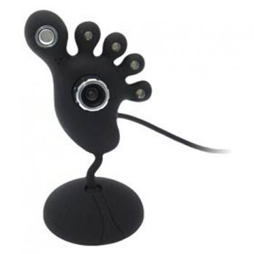 Foot Shaped PC Camera
