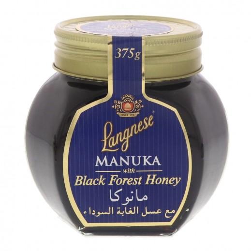 Langnese Manuka Black Forest Honey 375 g