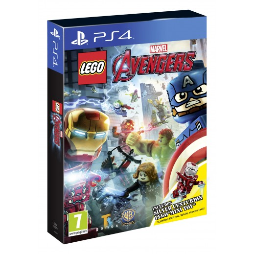 LEGO Marvels Avengers for PS4 - PAL
