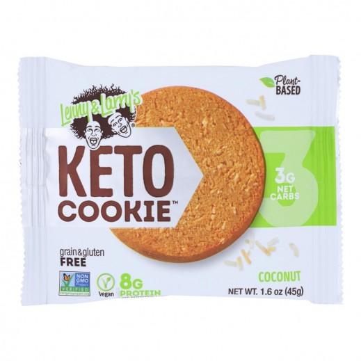 Lenny & Larry's Gluten Free Coconut Keto Cookie 45 g