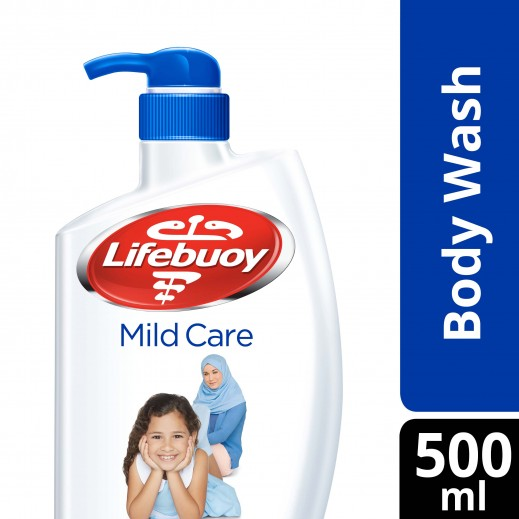 Lifebuoy Mild Care Body Wash 500 ml