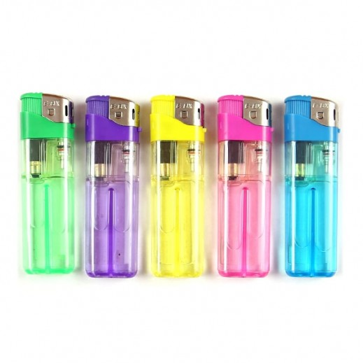 150 F Assorted Color Plastic Lighter 1 Piece