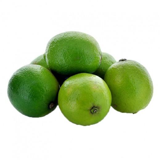 Fresh Green Lemons Bag (Egypt) 1 kg