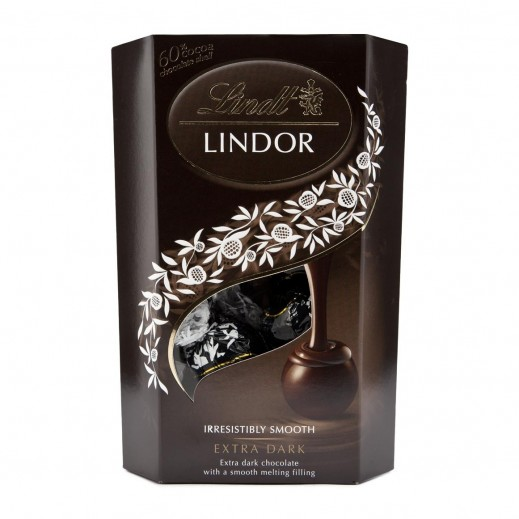 Lindt Lindor Extra Dark Chocolate 200g