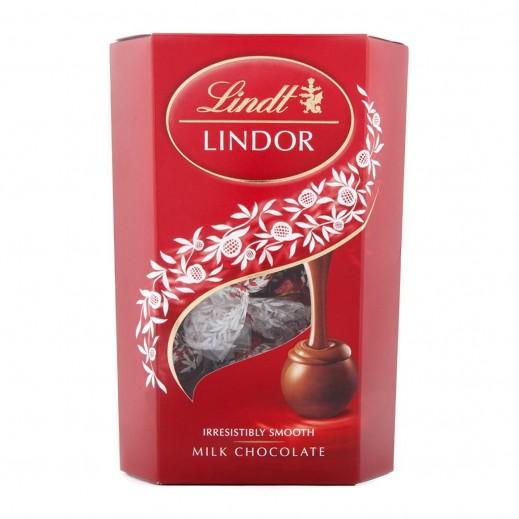 Lindt Lindor Milk Cornet 500g