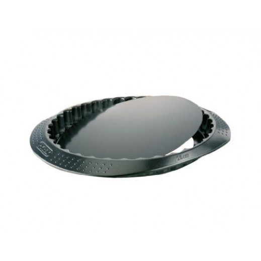 Pyrex Non-Stick Bakeware Quiche Pan with Loose Bottom 28 Cm