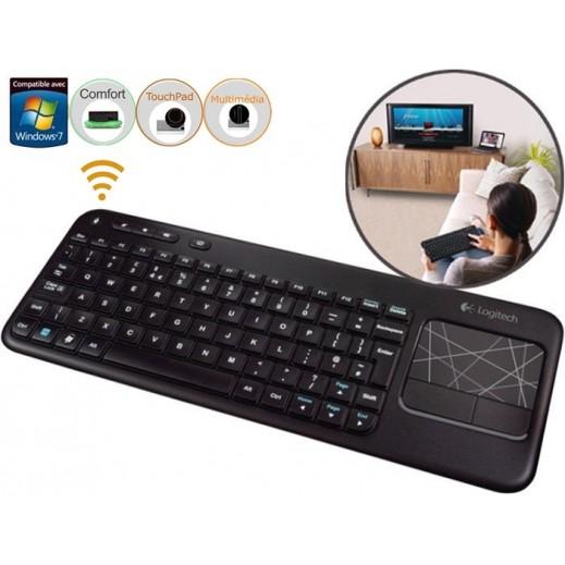 Logitech Wireless Touch K400