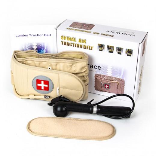 Lumbar Support Air Traction Belt