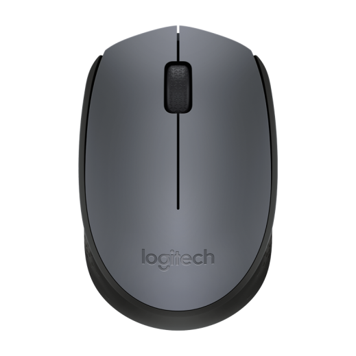 Logitech Wireless Mouse - GREY