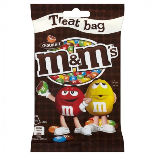 M&M Chocolate 100 g