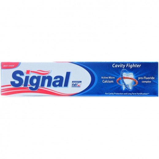 Signal Cavity Fighter Calcium Tooth Paste 120 ml