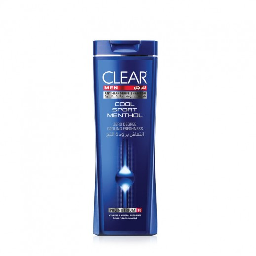 Clear Men Shampoo Cool Sport 400 ml