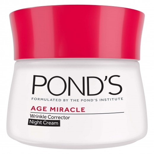 Pond's Age Miracle Wrinkle Corrector Night Cream 50 ml