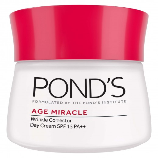 Ponds Age Miracle Wrinkle Corrector SPF15 Day Cream 50 ml