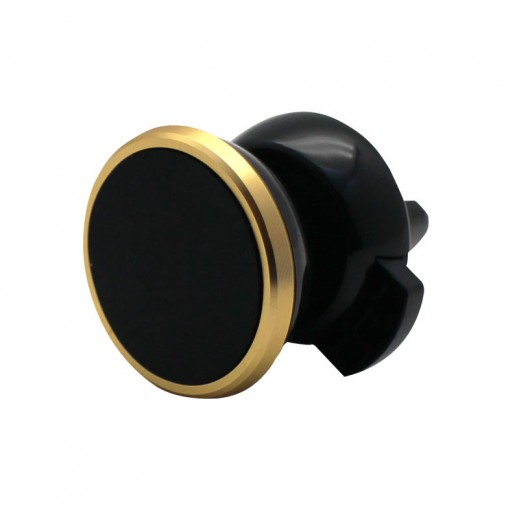 Magnetic Air Vent Mount Gold