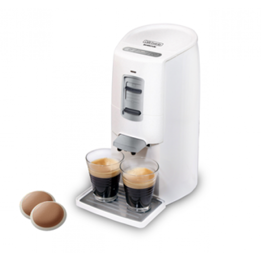 Inventum 1500 W Pod Coffee Maker - White