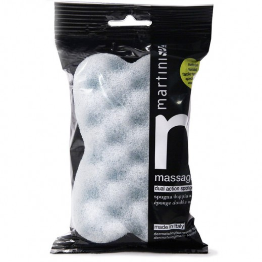Martini SPA Massage Duel Action Bath Sponge