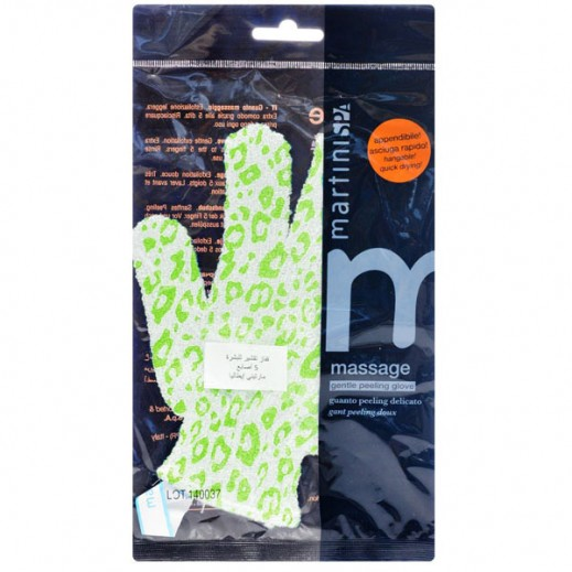 Martini SPA Massage Gentle Peeling Glove