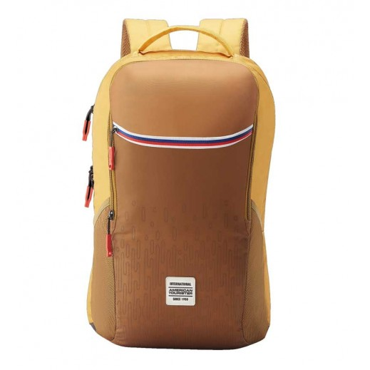 American Tourister Mate 02 Backpack Golden Yellow