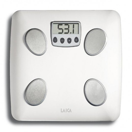Laica Electrical Body Comosition Scale PS4007W