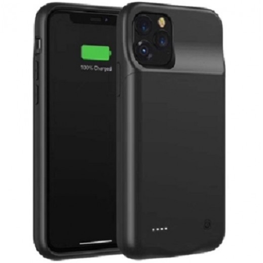 Battery Case for iPhone 11 Pro 3,500 mAh - Black