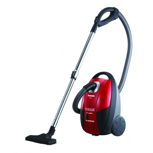 Panasonic 2000W Vacuum Cleaner 6L – Red - delivered by  AL-YOUSIFI CO.