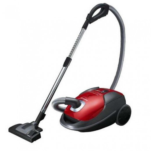 Panasonic Vacuum Cleaner 2300 W 6 L – Red - delivered by EASA HUSSAIN AL YOUSIFI & SONS COMPANY