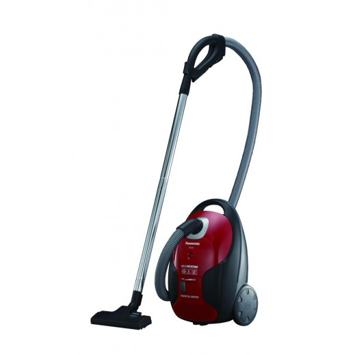 Panasonic Vacuum Cleaner 1900W 6L – Red - delivered by EASA HUSSAIN AL YOUSIFI & SONS COMPANY