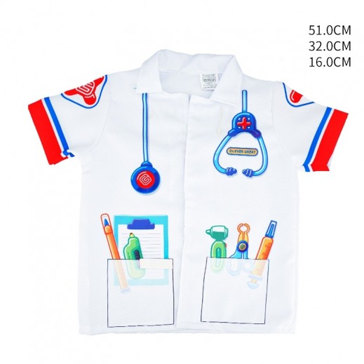 Kids Dress Doctor Free size 3 + years