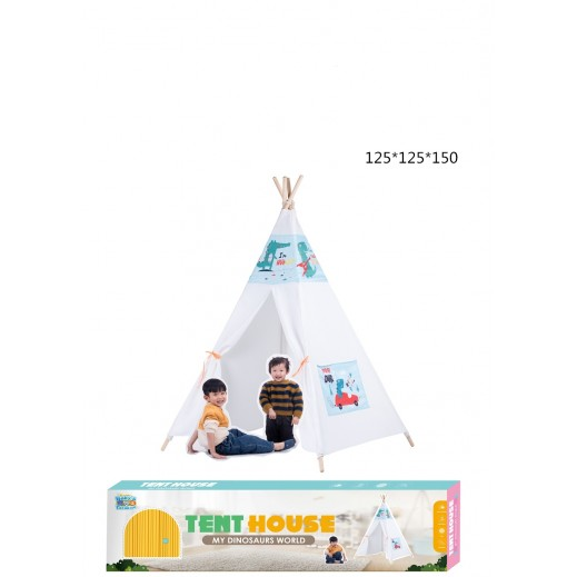Tent House 125 x 125 x 150 cm
