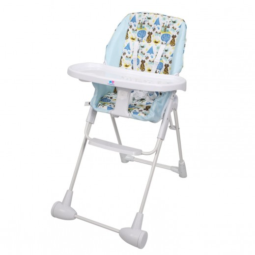 TheKiddoz High Chair Blue