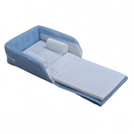 TheKiddoz Baby Little Bed Blue (From 12 Months)