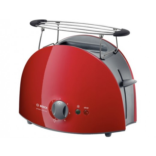 Bosch Private Collection Toaster - Red