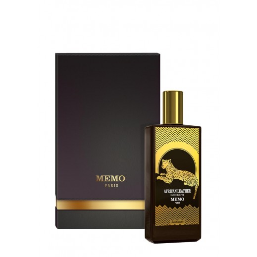 Memo African Leather For Unisex EDP 75 ml