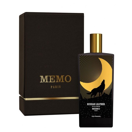 Memo Russian Leather For Unisex EDP 75 ml