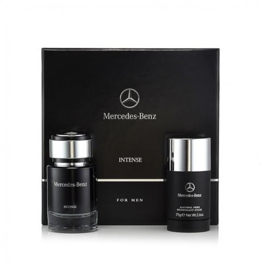 Mercedes Benz Intense Gift Set For Him EDT 75 ml + Deodorant Stick 75 ml