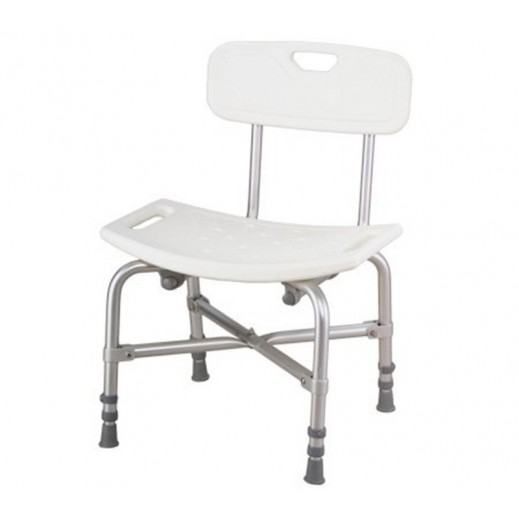 MERITS Heavy Duty Bath Bench A112 - delivered by Al Essa Company