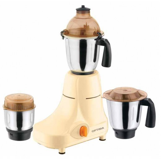 Optima 3-in-1 Mixer Grinder 750 w
