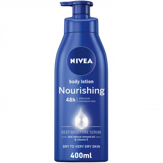Nivea Body Lotion Nourishing 400 Ml