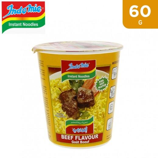 Indomie Instant Noodles Beef Cup 60 g