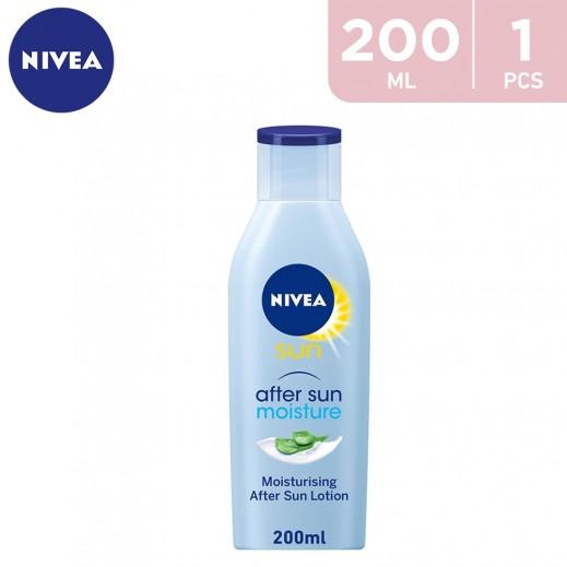 Nivea Aloe Vera & Avocado After Sun Lotion 200 ml